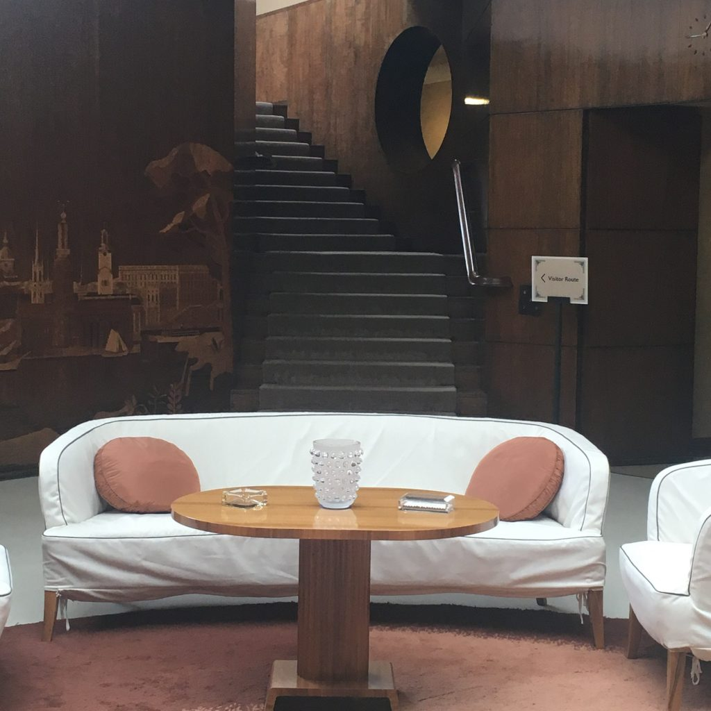 Reception Hall - Helen Beaumont